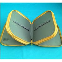 Wholesale Promotional round Zipper pencil pouch/bag/case from china suppliers