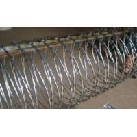 Buy cheap Cross Razor Wire from wholesalers