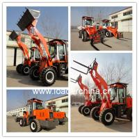 Quality front loader ZL20F with aircon to Canada Market for sale