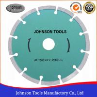 Wholesale Segment General Purpose Saw Blades Marble / Granite Cutting Blade Smooth Cutting from china suppliers