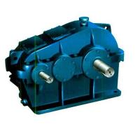 Wholesale Low Noise Cylindrical Gear Reducer Box with Harden Gear , ZL Series from china suppliers