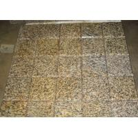 Buy cheap Chinese Natural Tiger Skin Yellow Granite for Floor&Wall from wholesalers