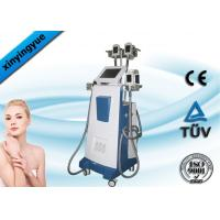 Wholesale Non - Invasive 4 Handles Cryolipolysis Body Sculpting Machines 800w from china suppliers