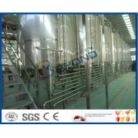 Wholesale Beverage Manufacturing Soft Drink Making Machine , Soft Drink Plant Machinery from china suppliers