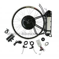 Wholesale 36 Volt Electric Bike Conversion Kits 350 Watt Hub Motor 10.4Ah Lithium Battery from china suppliers