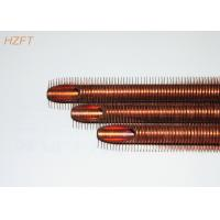 Wholesale Custom Soft Annealed Finned Copper Tube for Solar Heating Systems from china suppliers