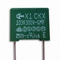 Wholesale X1 Capacitor with 0.0047 to 6.8uF Capacitance Range from china suppliers