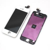 Wholesale White Multi Touch Iphone 5c Front Glass Replacement With IPS Outer Glass from china suppliers