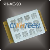Wholesale Stainless steel numeric keypad from china suppliers