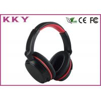 Wholesale Built In Microphone Headband Bluetooth Headphones Comfortable With 10M RF Distance from china suppliers