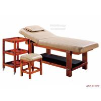 Wholesale ASF-07-050 Factory Price Comfortable Stable Wood Massage Bed for SPA Salon from china suppliers