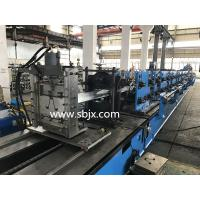 Wholesale High Speed Hat Roll Forming Machine / Roll Forming Equipment For Solar Stands from china suppliers