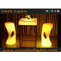 Wholesale CE ROHS Certification Waterproof LED Light Chair For Party / Nightclub , Long Life Span from china suppliers