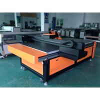Wholesale Flatbed Digital Printer, wood, glass, crystal, ABS, acrylic, metal, stone,leather, cotton from china suppliers