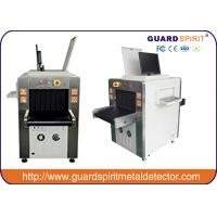 Wholesale small tunnel x-ray airport bag scanner , luggage screening machine for security from china suppliers