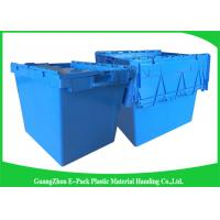 Quality Industries New PP Plastic Bin Storage , 60L Large Plastic Storage Containers 750 * 570 * 625mm for sale