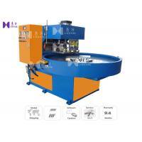 Wholesale 3500 Times / 8H Welding Cutting Machine Auto Rotated Table For PVC Blister Packing from china suppliers