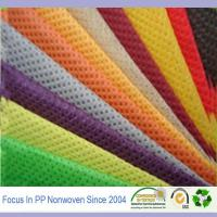 Wholesale pp spunbond nonwoven anti-fire fabric from china suppliers