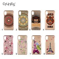 Wholesale iphone8 New Arrival Case IMD PC Material Protective Case Cover Mandala Flower Pattern Design Case Cover for iPhone 8 from china suppliers