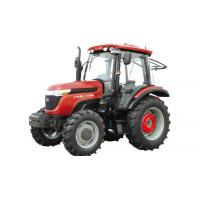 Wholesale Red Heavy Duty Dump Truck Taishan Wheel Tractor EURO 2, 4*4, 90HP from china suppliers