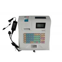 Wholesale 8 Digits LED Small Cash Register Machine With Switch Power Thermal Printer from china suppliers