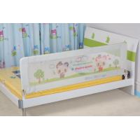 Buy cheap Collapsible Travel Bed Rails For Toddlers / Toddler Bed Rail Guard from wholesalers