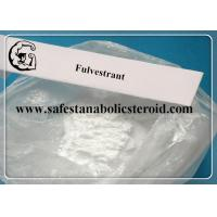 Quality Natural anti estrogen Fulvestrant To Treat Hormone Receptor Positive Breast Cancer for sale