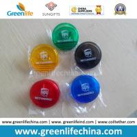 Wholesale Popular Promotional Magnet Clip Gift W/Custom Logo Silkscreen Printing from china suppliers