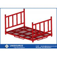 Wholesale Vertical Stacking Steel SUV Tire Storage Rack Powder Coated Modular Passenger from china suppliers