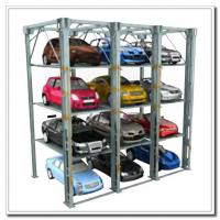 Wholesale On Sale! 3-5 Floors Car Parking System Hydraulic Multilevel Car Stacker Vertical Parking from china suppliers