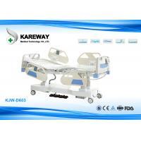 Wholesale CE Luxurious Electric Hospital Patient Bed With Three Column Motors KJW-D603 from china suppliers