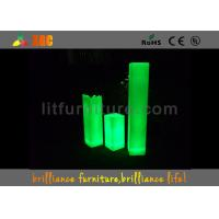 Wholesale Waterproof LED Pillar lighting / Flower Pot , Glowing Flower Vase from china suppliers