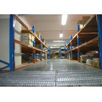 Quality Multi Level Industrial Storage Mezzanine Racking Floors For Large Area Warehouse for sale