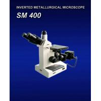 Wholesale Portable Trinocular Metallurgraphic Microscope SM400 for grain coarsening with polarizing method from china suppliers