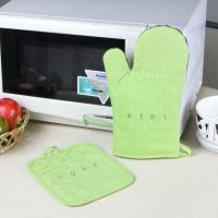 Wholesale Promotional Customized Pattern Kitchen Cooking Oven Mitts And Pot Holders With Neoprene Oven Mitt from china suppliers