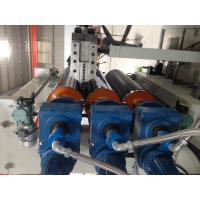 Wholesale EPS Aluminium Plastic Composite Panel Production Line Fireproof Track Flew Saw Cutting from china suppliers