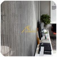 Wholesale Aluminum Chain Link Curtain for room divider from china suppliers