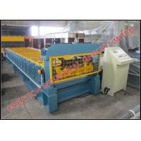Wholesale 762mm Widespan Roof Panel Roll Forming Machine for Steel Coils 914mm / 925mm Wide from china suppliers