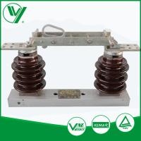 Wholesale 12KV Medium Voltage Vertical Break Disconnect Switch Isolator from china suppliers