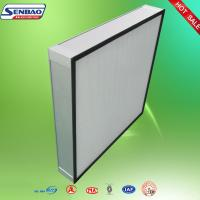 Wholesale Photoelectricity Clean Room Industrial Air Filters Standard Customized from china suppliers