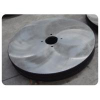 Buy cheap Cold Saw Blade without carbide tip for metal cutting from diameter 350mm up to 1200mm from wholesalers