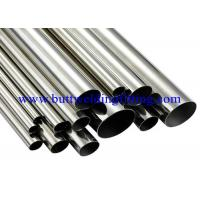 Wholesale Cold Drawing Stainless Steel Round Pipe ASTM A312 UNS S31254 254MO from china suppliers