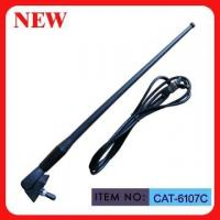 Buy cheap High Power AM FM Car Radio Antenna 320mm Rubber Mast For Peugeot Nissan Citroen from wholesalers