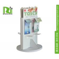 Wholesale Spinning Shop Display Fittings Spinner Display Racks With Moveable base from china suppliers