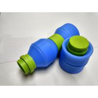 Wholesale Kids Silicone Drinking Bottle Silicone Folding Cup With Collapsible Fuction from china suppliers