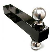 """Wholesale Double ball hitch,ball size :2""""&2-5/16"""" ,solid shank from china suppliers"""