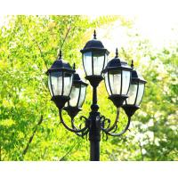 Quality European style lighting pole/light poles outdoors/lamps pole professional exporter for sale