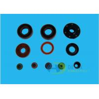 Wholesale Industrial Custom Molded Rubber Parts for Auto Machinery , Valves from china suppliers