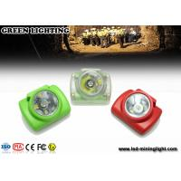 Wholesale 6.2Ah Led Mining Lamp / Oled Display Digital Cordless Mining Lights Small Size from china suppliers
