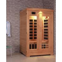 Wholesale Monalisa I-002 light wave enclosure far infrared sauna cabin creative infrared light wave room Europe style from china suppliers